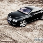 Coming soon... Bentley Continental GT twin-Turbo