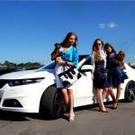 418 hp/ 420 Nm Самый мощный в России Аккорд VIII