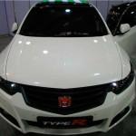 237 hp/ 260 Nm Honda ACCORD VIII 09