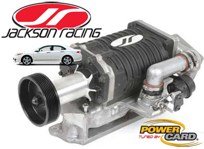 Jackson Acura on 7     Supercharger