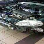 358 hp/ 350 Nm Honda Civic EK Turbo