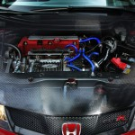 287 hp/ 260 Nm Honda Civic TypeR FN2