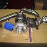 Процесс установки турбо кита на Civic R18 - турбонаддув для Honda