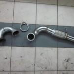 Увеличение мощности двигателя Acura RDX до лс и более Тюнинг - Acura rdx downpipe