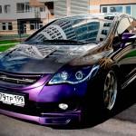 275hp/360nm Civic R18 Garrett