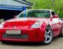 Настройка 350Z на UpRev by R2Racing
