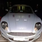 526 hp/ 620 Nm Aston Martin DBS