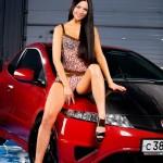 300 hp/ 297 Nm Honda Civic TypeR FN2 Turbo
