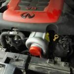 FX50 supercharger