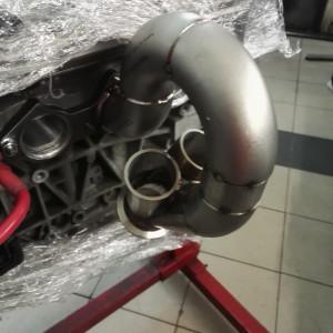 турбо на V6  J32